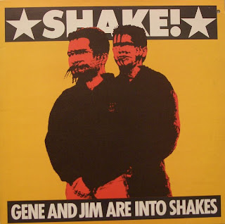 Gene And Jim Are Into Shakes Shake! How About A Sampling Gene? Rough Trade 1988 Indie Dance mp3 seven inch single vinyl rip