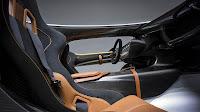 Aston Martin's radical CC100 Speedster Concept interior