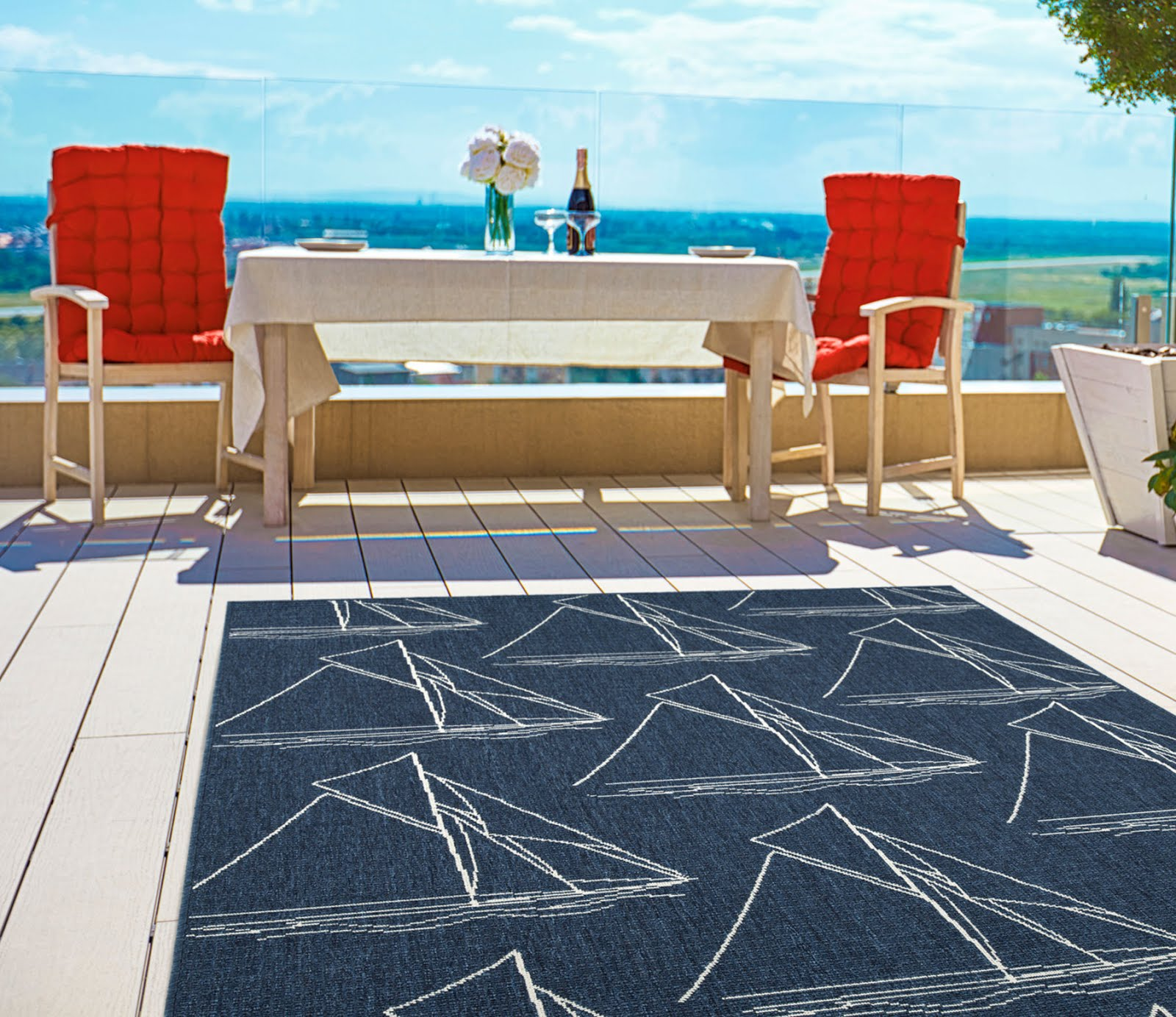 Indoor-Outdoor Rug Sale!