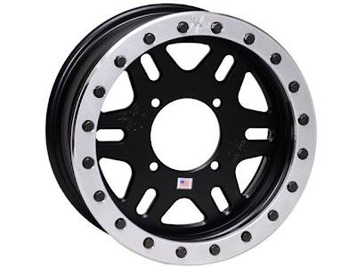NXG1 beadlocked wheels