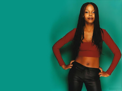 Samantha Mumba Desktop Wallpaper