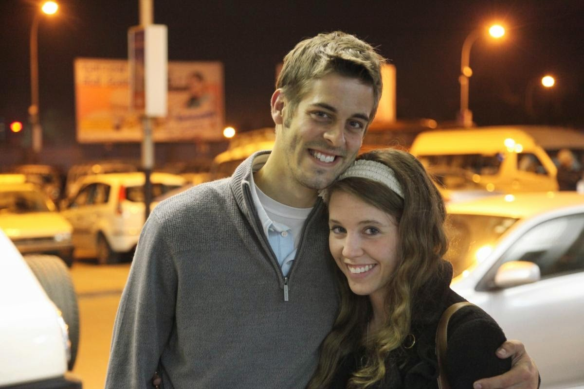 Jessa Duggar Wedding Photos of jill duggar and her