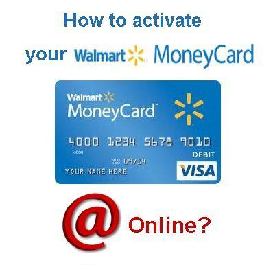 walmartmoneycard.com/active: How to Activate Walmart Money Card?