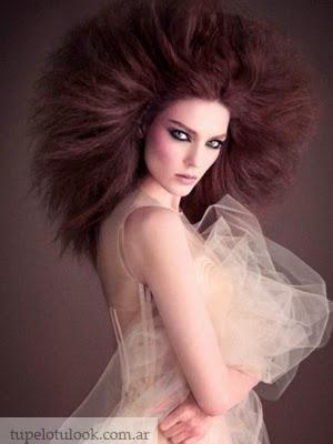 peinados 2015 volumen