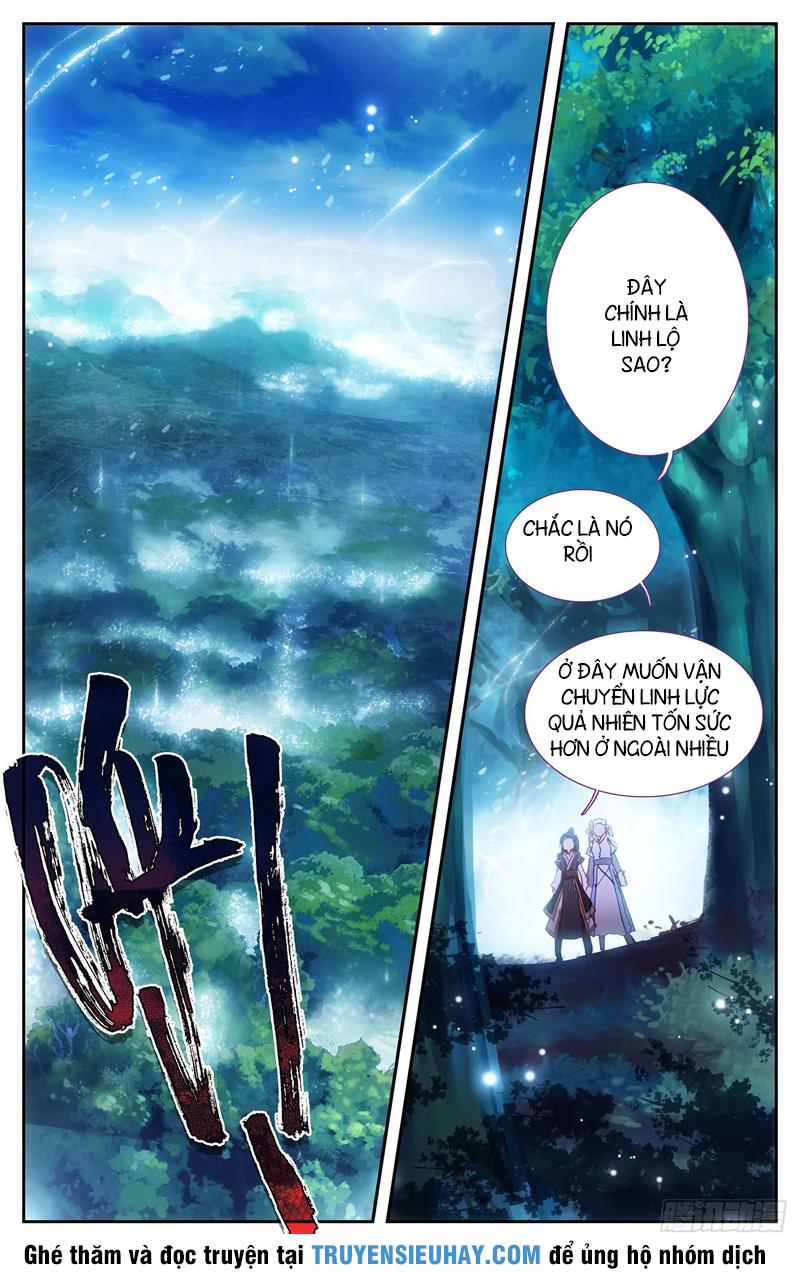 Thương Khung Bảng Chi Thánh Linh Kỷ chap 33 - Trang 2