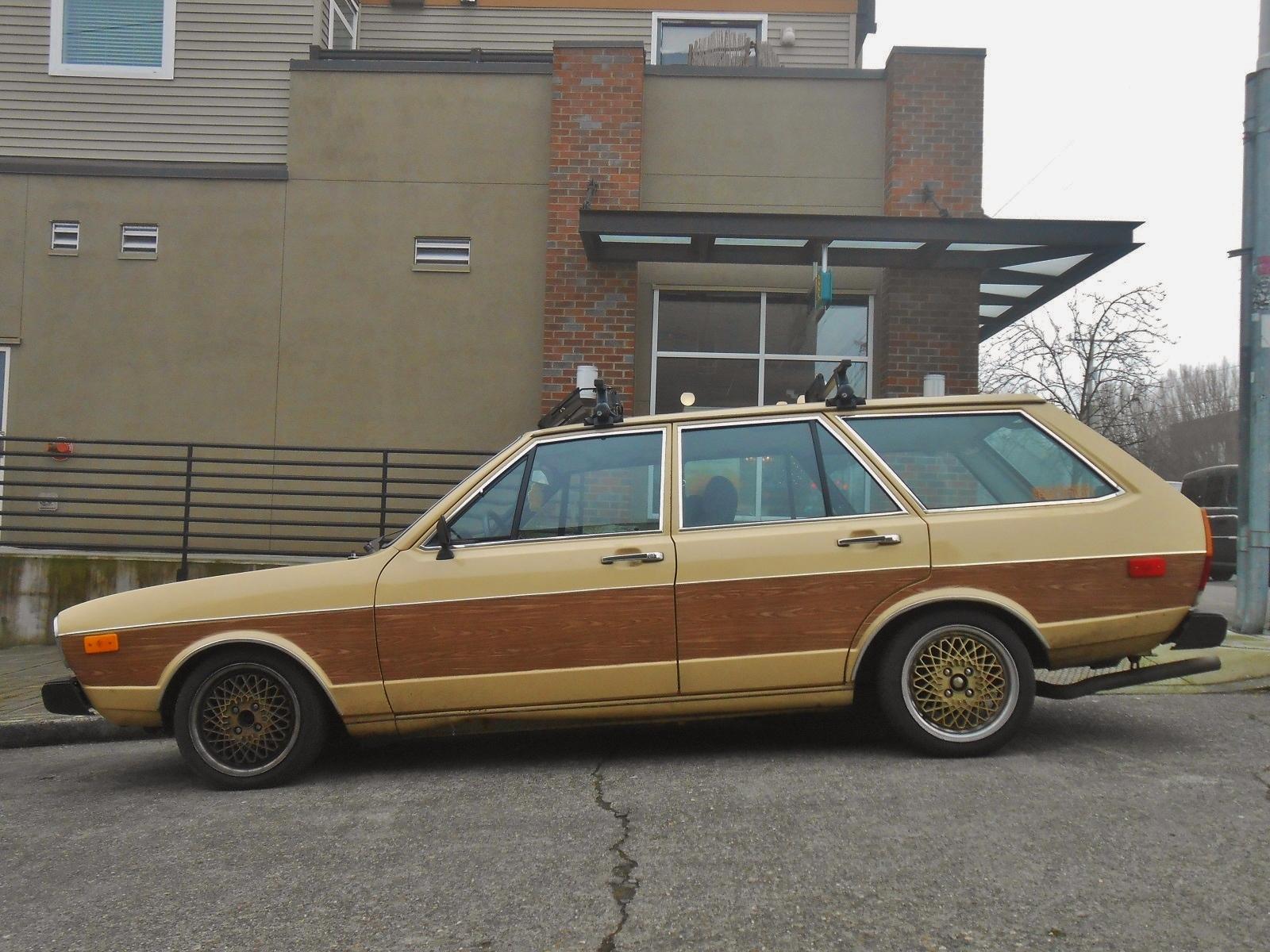 Purchase used 1976 Volkswagen Dasher/Passat GLS in Concord ...