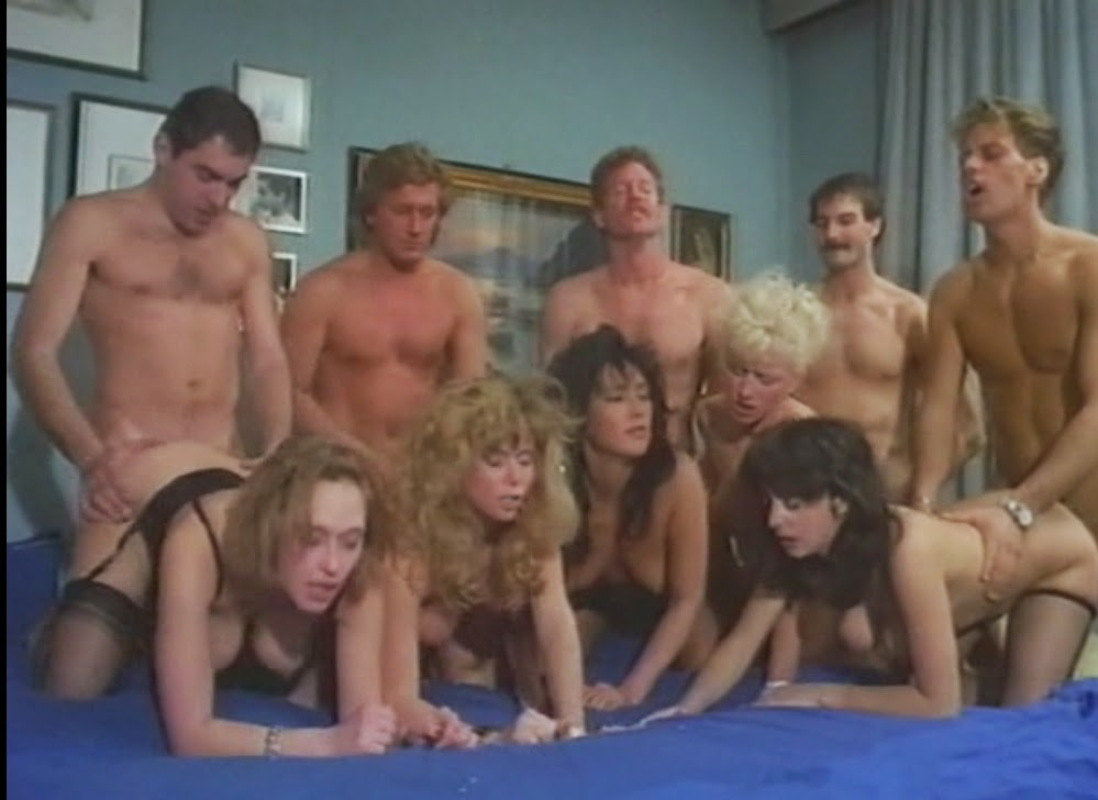 giant tits orgy Humiliation.