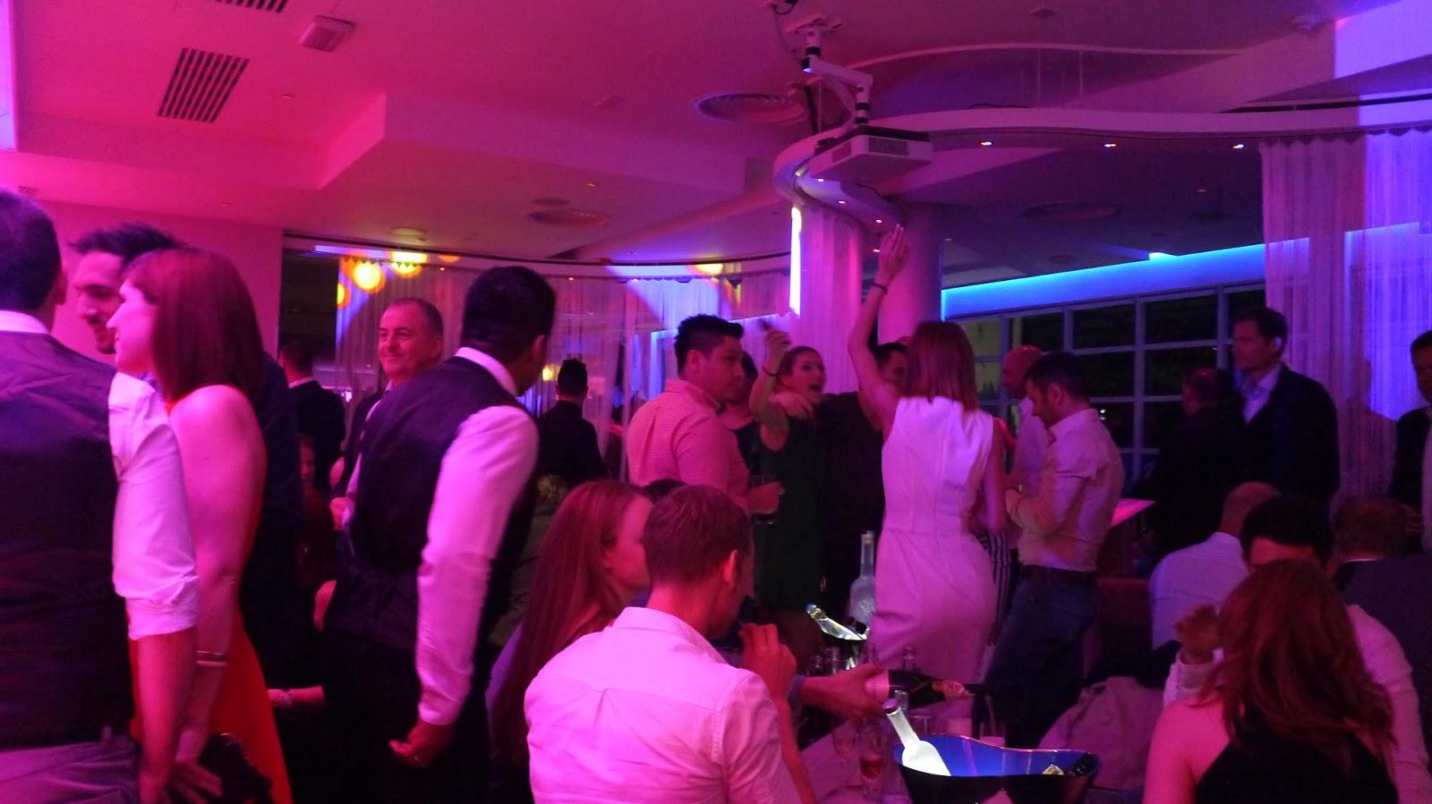 Roof Gardens Kensington VIP Room