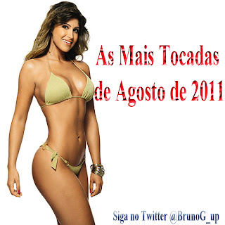Download As Mais Tocadas de Agosto de 2011