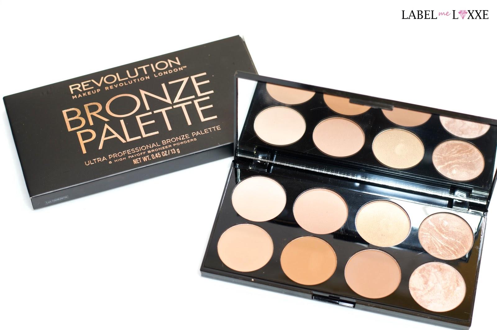 Makeup Revolution Bronze