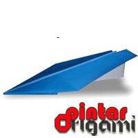 Cara Membuat Origami Pesawat