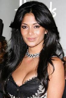 Nicole Scherzinger Hair