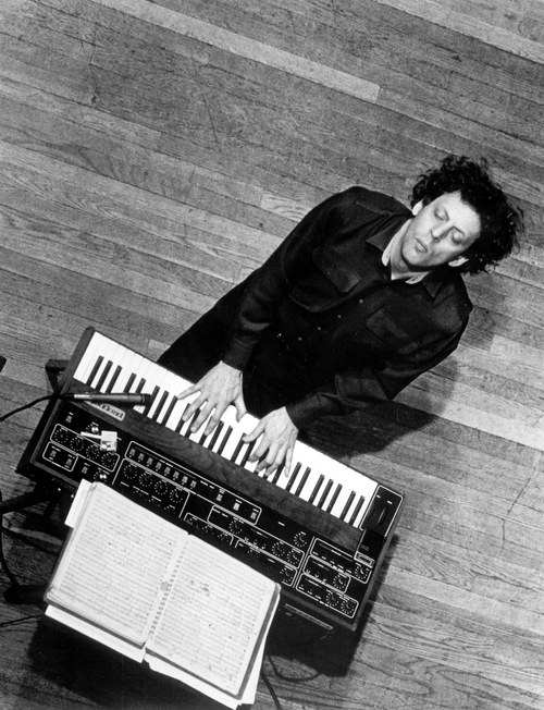 Philip Glass y el Minimalismo