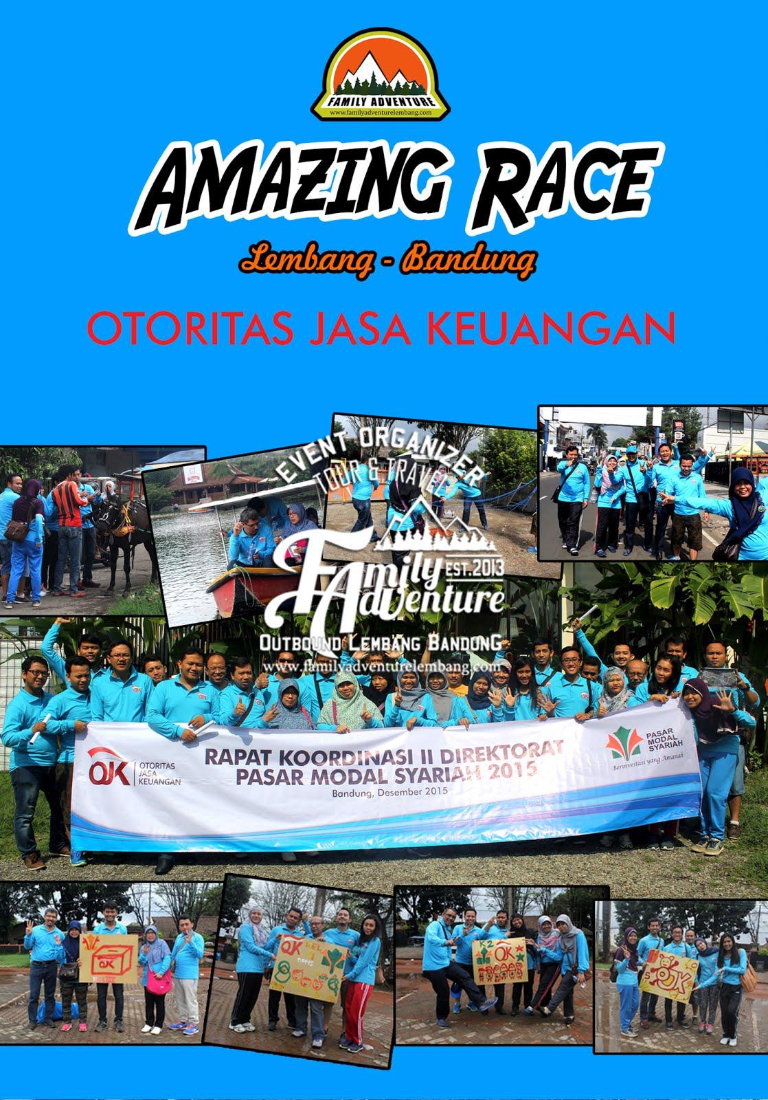 AMAZING RACE LEMBANG BANDUNG
