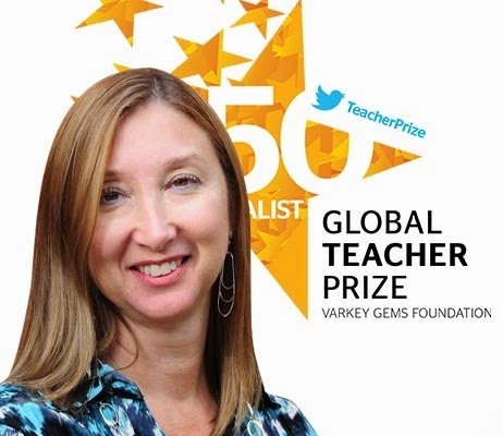 Global Teacher Prize Finalist