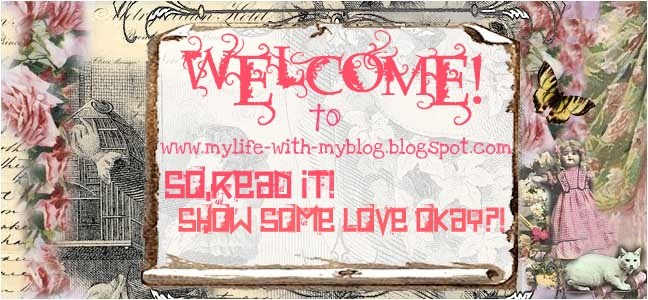 My Blog Is-Me!