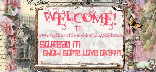 My Blog Is-Me!