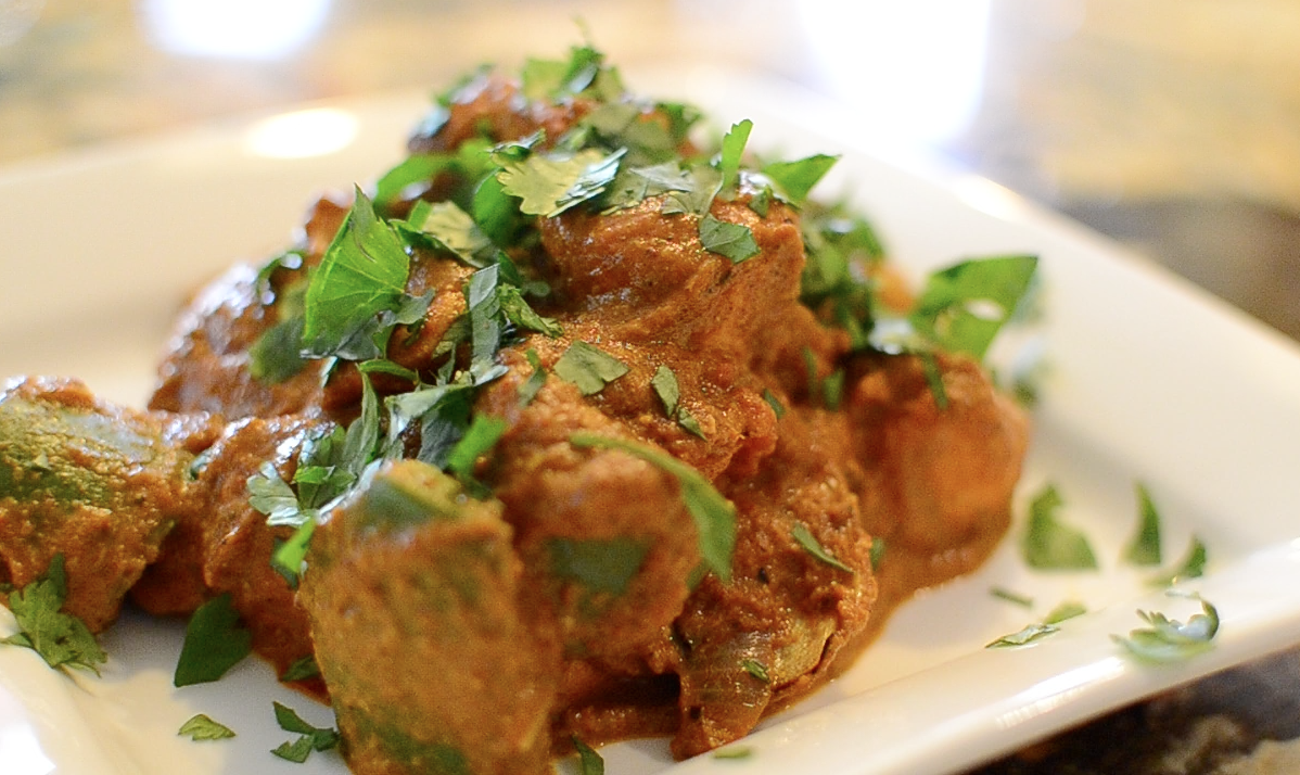 ... Adventures by Karen Ahmed: Chicken Tikka Masala (Murgh Tikka Masala