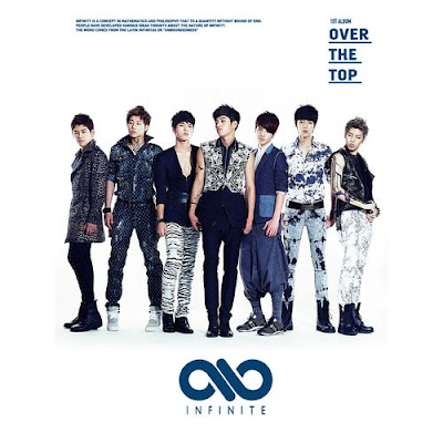 Infinite () - You&#8217;re My First (   )