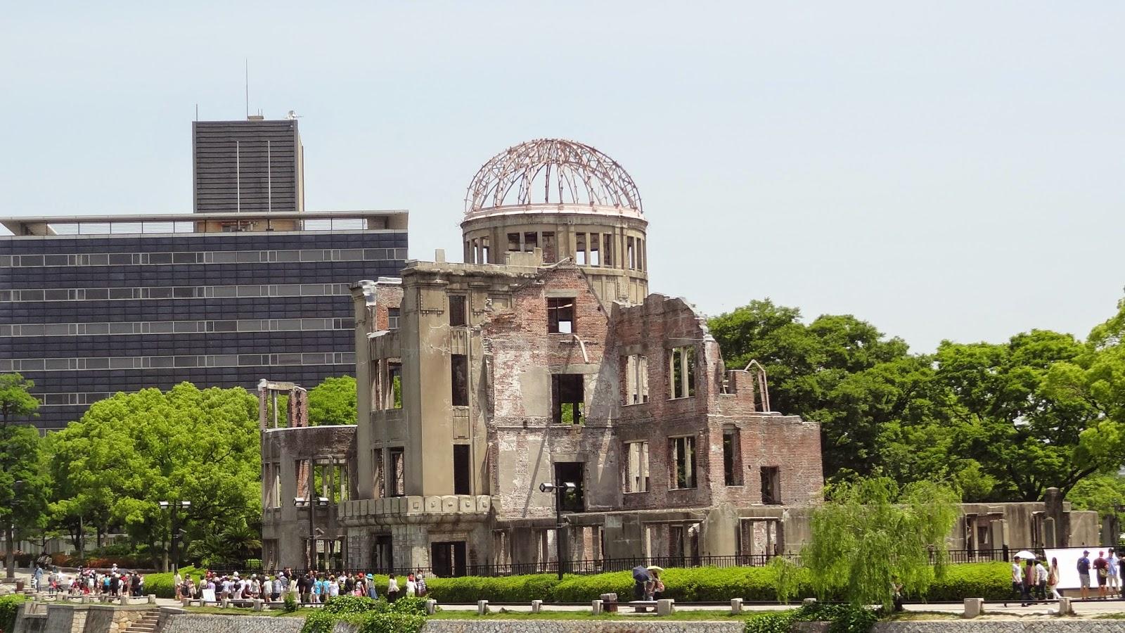 Hiroshima Peace Memorial Park  jasminetay.blogspot.com