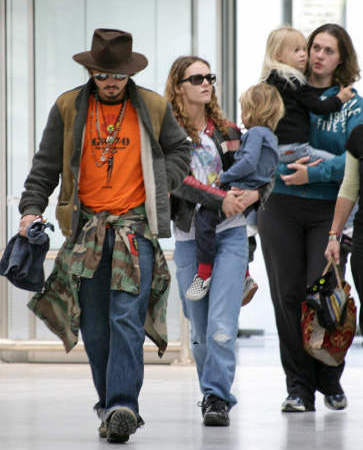 johnny depp and vanessa paradis. vanessa paradis and johnny