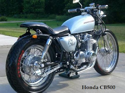 1971 Honda CB 500 Four specifications and pictures   Classic and