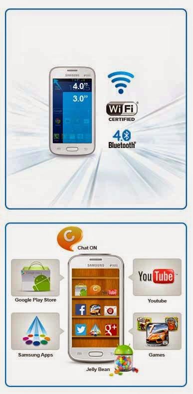 harga dan spesifikasi Samsung Galaxy Star plus di indonesia, samsung galaxy star plus beli, samsung star plus 2014, samsung star plus harga terbaru, Smartphone Samsung,