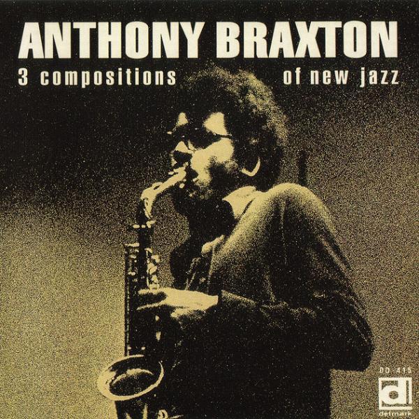 Anthony Braxton - Alto Saxophone Improvisations 1979