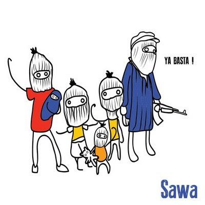 Sawa - Ya Basta! (2015)