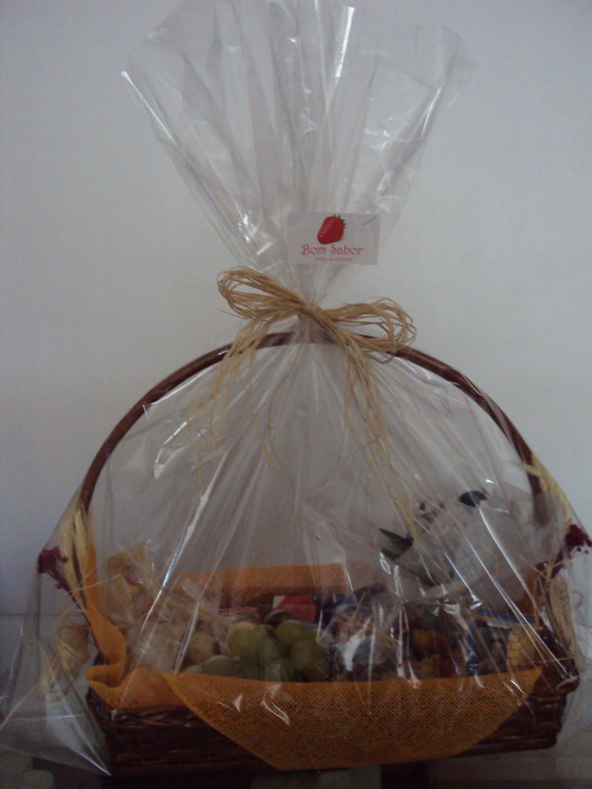 Bom sabor cestas decorativas - Cestas decorativas ...