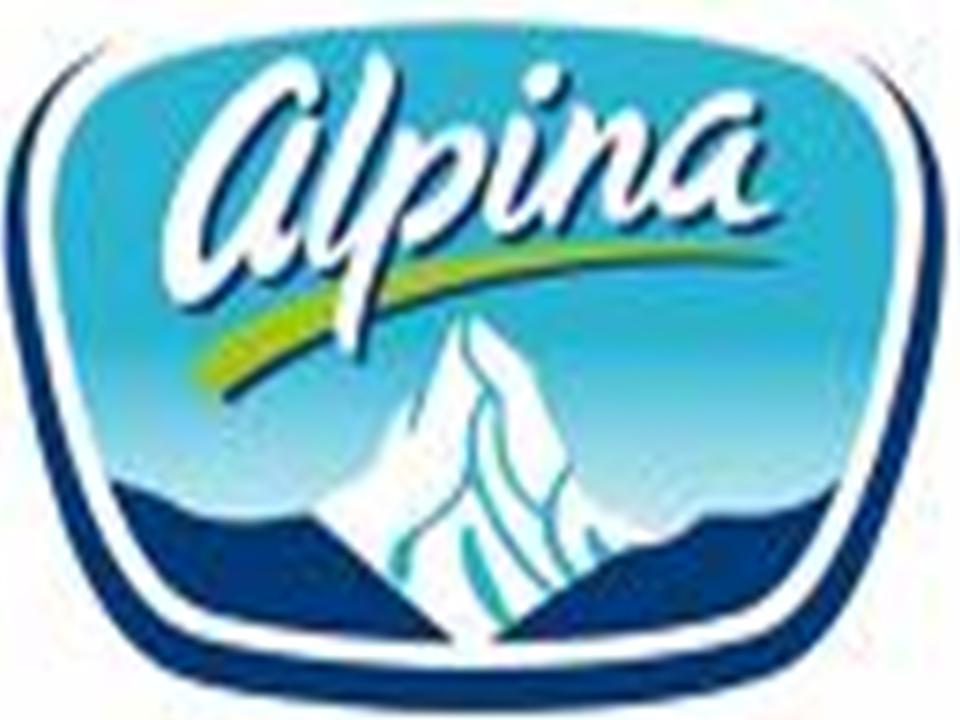 Alpina s a logo alpina for Empresas de jardineria bogota
