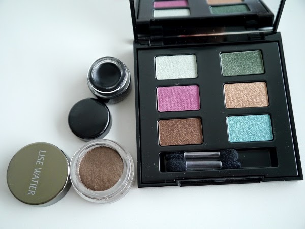 Lise Watier Eden Tropical Summer 2014 Collection for eyes