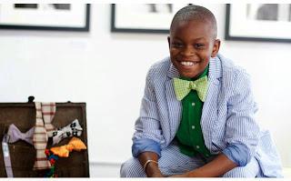 Moziah Bridges, joven emprendedor