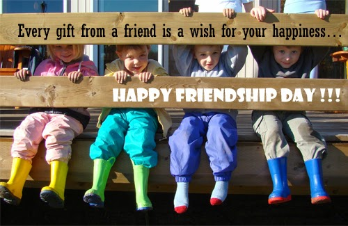 Friendshipday Quotes and Wishing Quotes for your Loving Friends Making Wishes for Friendship Day