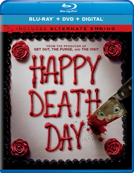 Happy Death Day (Feliz Día de tu Muerte) (2017) 720p y 1080p BDRip mkv Dual Audio DTS 5.1 ch