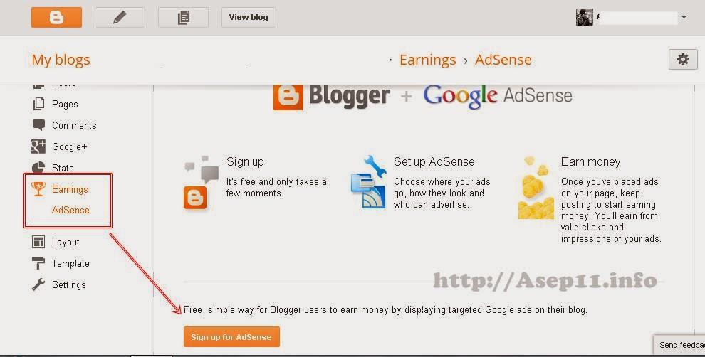Adsense online