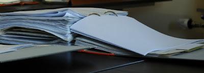 Betriebliche Altersvorsorge (BAV) - Papierkram