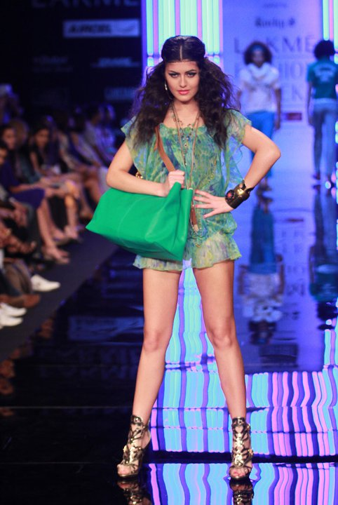 , Lakme Fashion Week 2011 Pics Day 4 : Rocky S Show