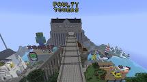 Minecraft Server Tower