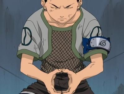 นารา ชิกามารุ (Nara Shikamaru) @ Naruto