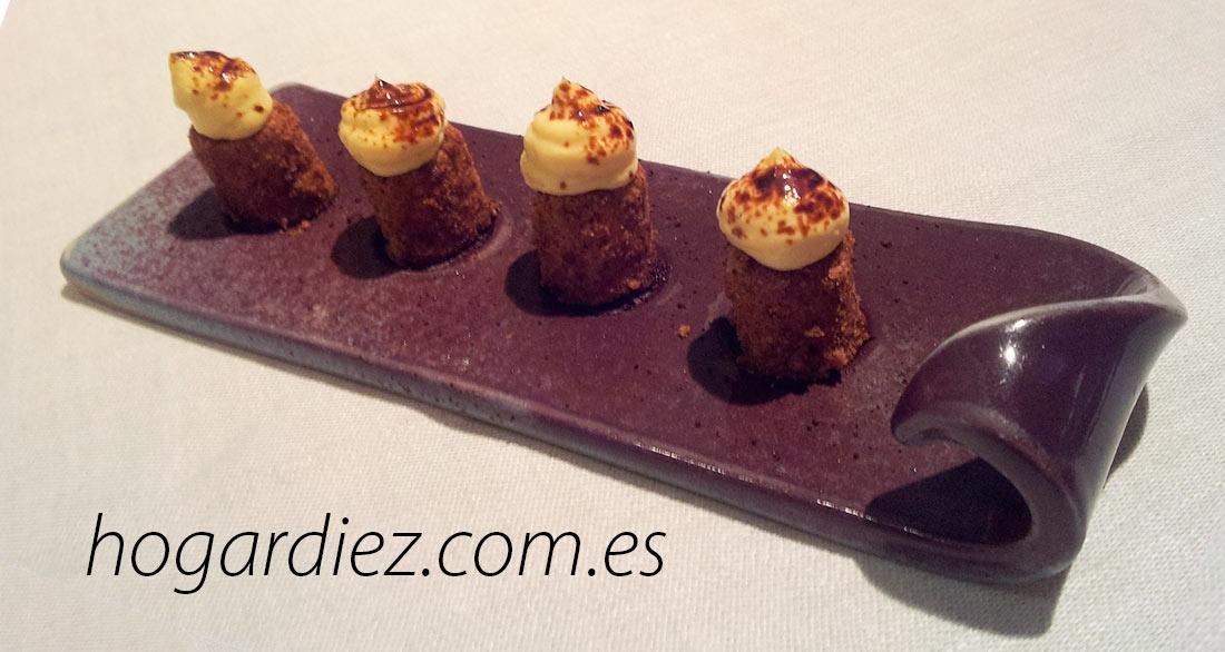 Visita al restaurante de Sergi Arola