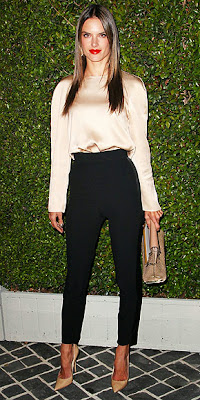 Alessandra Ambrosio, fashion, style