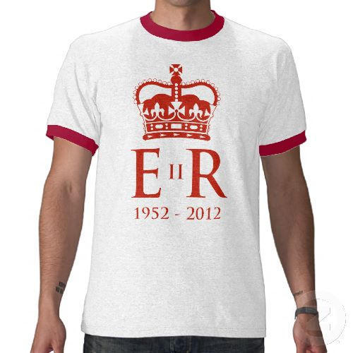 Diamond Jubilee Commemorative T-Shirt t-shirts