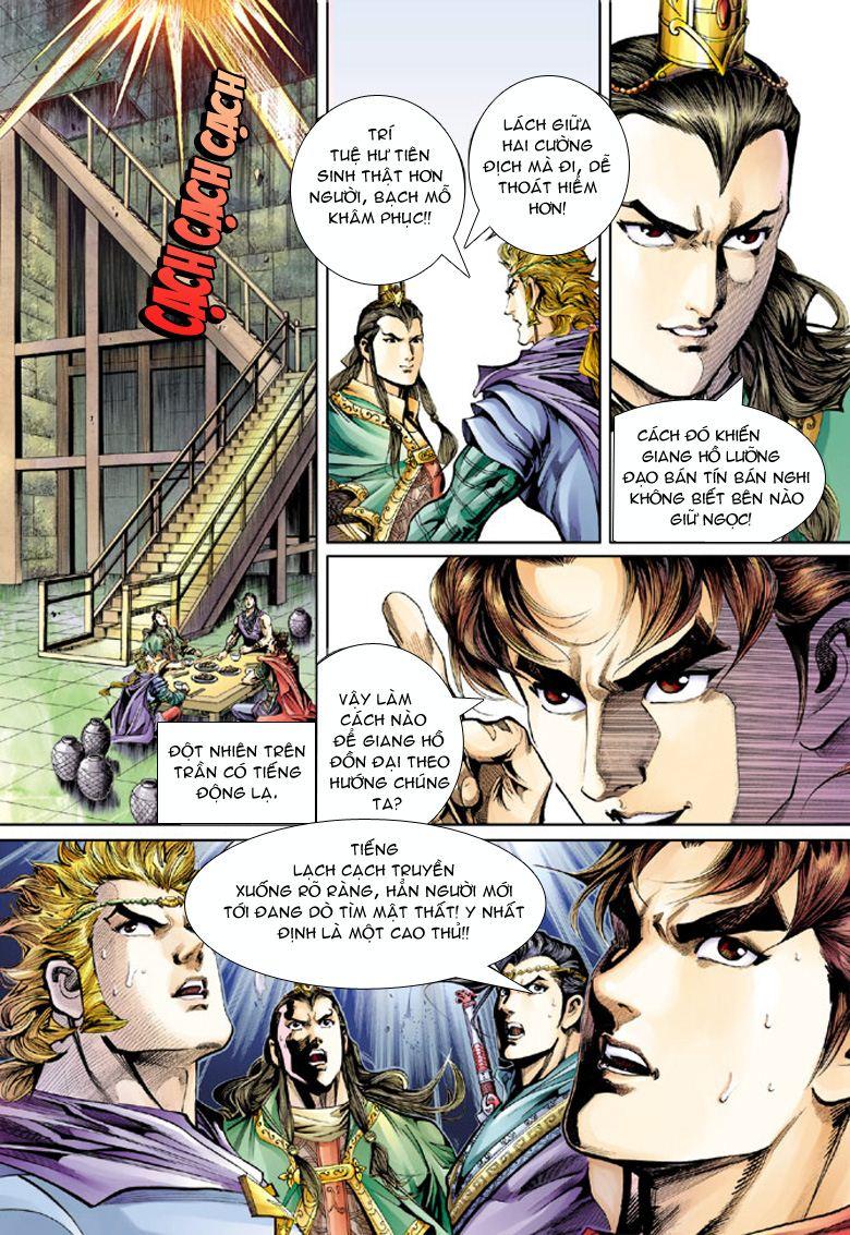 Đại Đường Song Long Truyện chap 39 - Trang 32