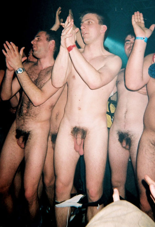 Naked Frat Boys Together