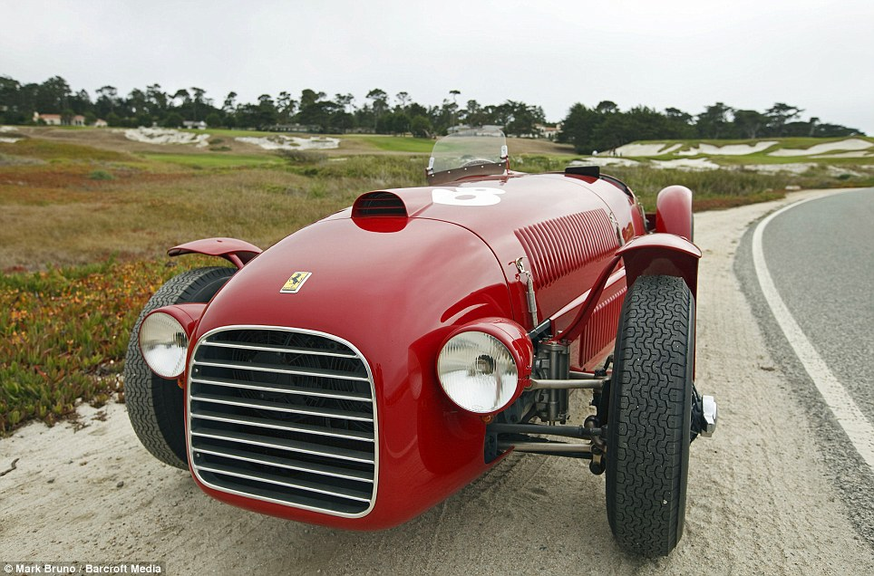 FoodandAuto: World\'s Oldest Ferrari