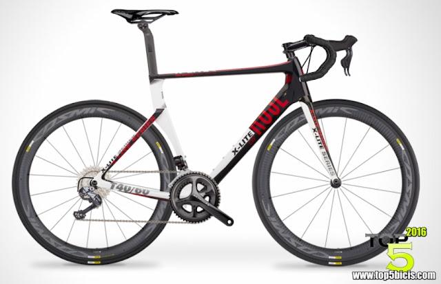 ROSE X-LITE CW-3100 Di2, a la altura de las bicis más aero del mercado