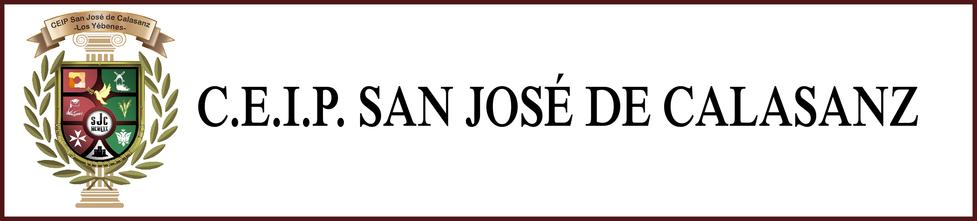 PES CEIP San José de Calasanz (Los Yébenes)