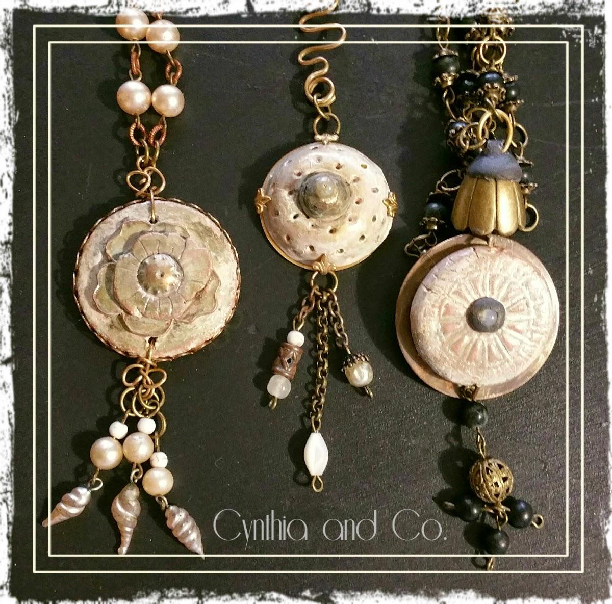 Fimo Basic jewelry