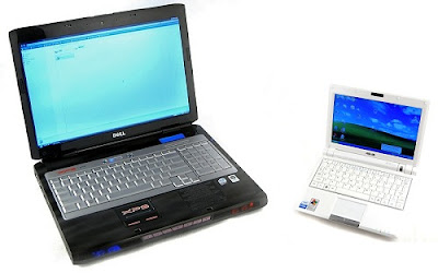 10 Perbedaan Laptop Dan Notebook